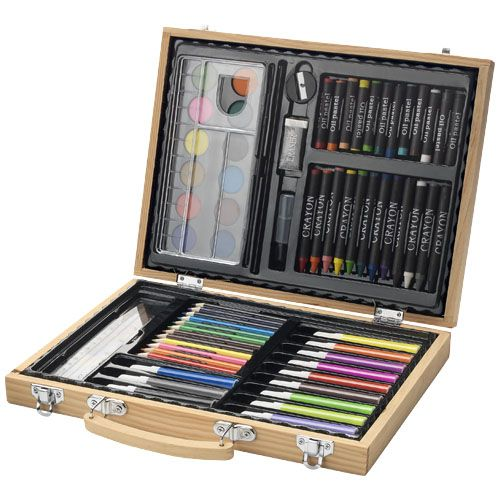 67-Piece Colouring Set