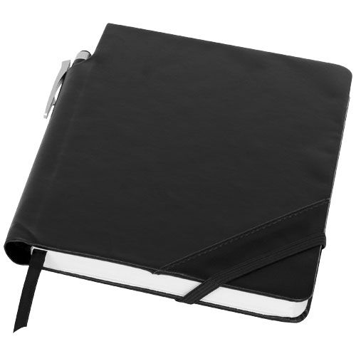 Patch-The-Edge Notebook and Ballpoint Pen