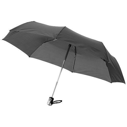 "21.5"" 3-Section Auto Open and Close Umbrella"