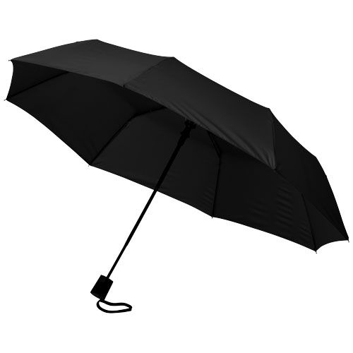 "21"" 3-Section Auto Open Umbrella"