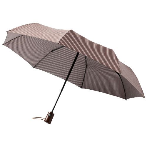 "21"" 3-Section Automatic Umbrella"