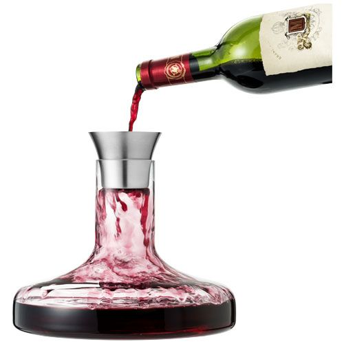 Flow Wine Decanter Set