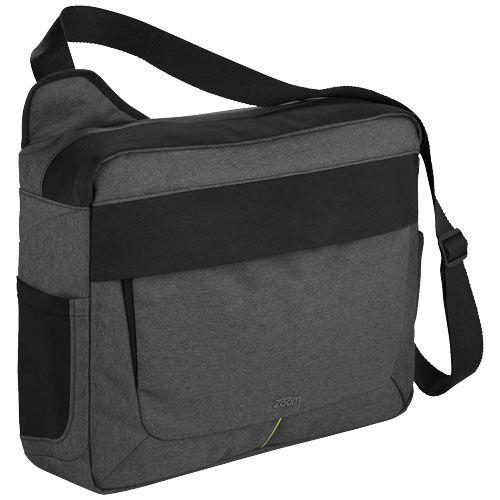 "Power Stretch 17"" Laptop Messenger Bag"