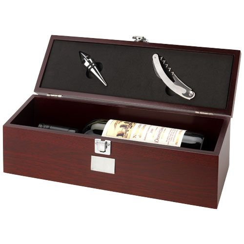 Executive 2-Piece Wine Box