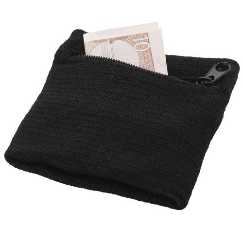 Sweatband With Zipped