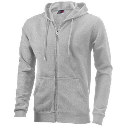 Utah Hooded Full Zip Sweater