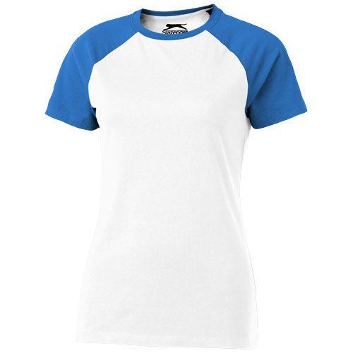 Backspin Short Sleeve Ladies T-Shirt