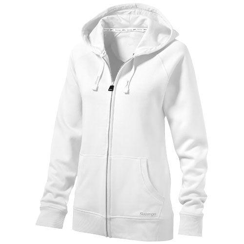 Race Hooded Full Zip Ladies' Sweater