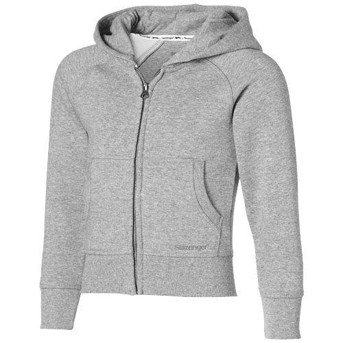 Race Hooded Full Zip Kids' Sweater