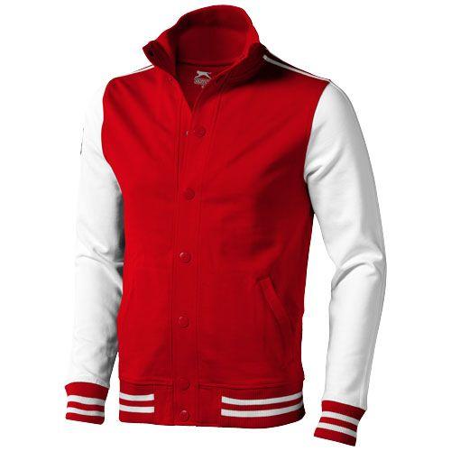 Varsity Sweat Jacket
