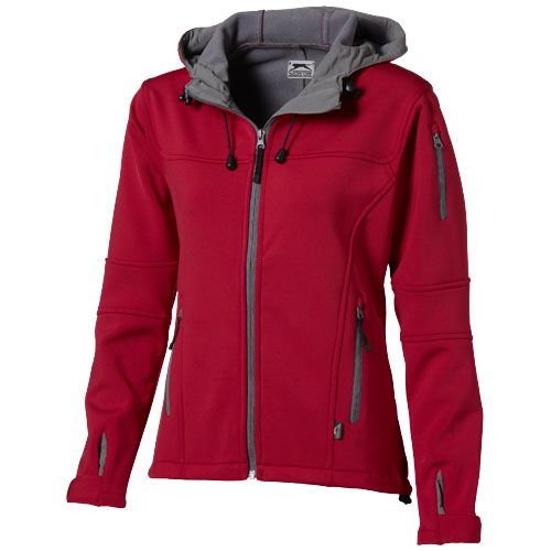 Match Ladies Soft Shell Jacket