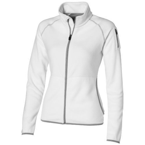 Drop Shot Full Zip Micro Fleece Ladies Jacket