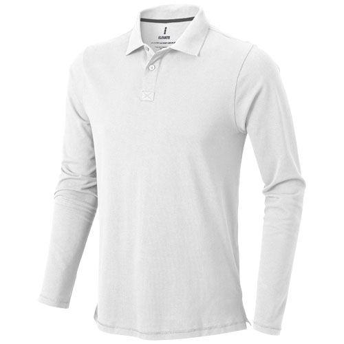 Oakville Long Sleeve Polo