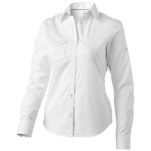 Nunavut Long Sleeve Ladies Shirt