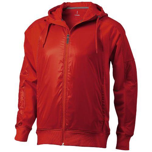 Fraser Hooded Full Zip Sweater