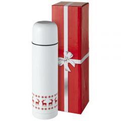 Winter Isolating Flask