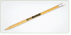 Green & Good FSC Wooden Pencil w Eraser - Sustainable Wood