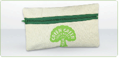 Green & Good Organic Pencil Case