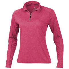 Taza Ladies Knit Quarter Zip Knit