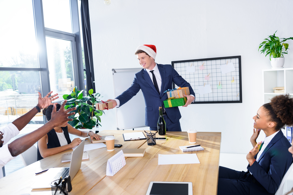 Why corporate gifts are perfect this Christmas