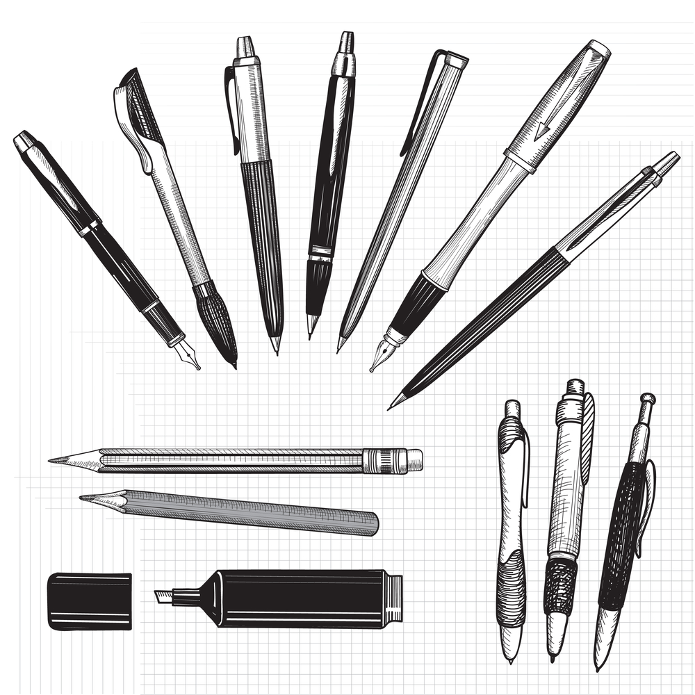 What Is Our Obsession With Promotional Pens?